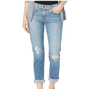 Adriano Goldschmeid Ex Boyfriend Slouchy Jeans